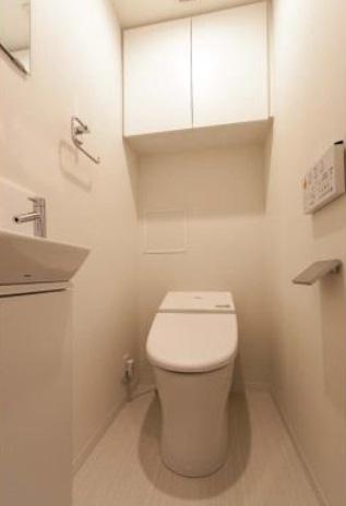 シャワー機能&手洗い台付(内装)